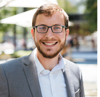 Kyle Breckenridge, development manager at the National Alliance for Public Charter Schools