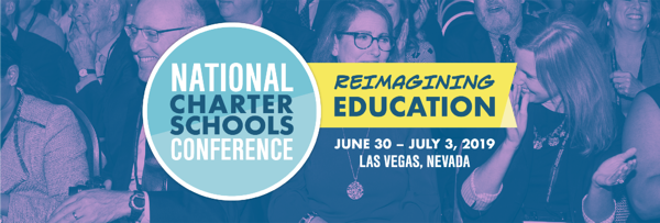 "Join the National Charter Schools Conference in ""Reimagining Education"" in Las Vegas, June 30-July 3."